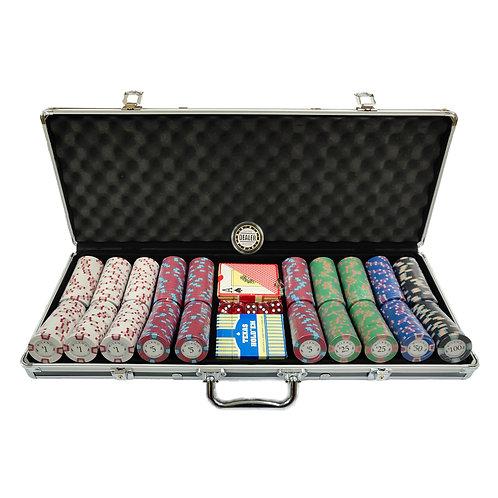HIGH GRADE 10g Milano 500s Poker Chips Set