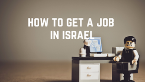 How Do I Find a Job In Israel? - A Mini Guide
