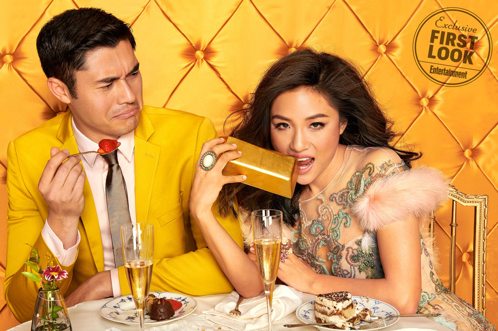 What watching Crazy Rich Asians meant to me (as a Chinese-American Jew living in Israel)