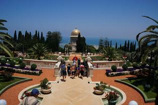 Bahá'í in Haifa!