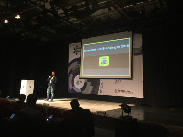 What's current in Content Marketing, as told by Content Israel