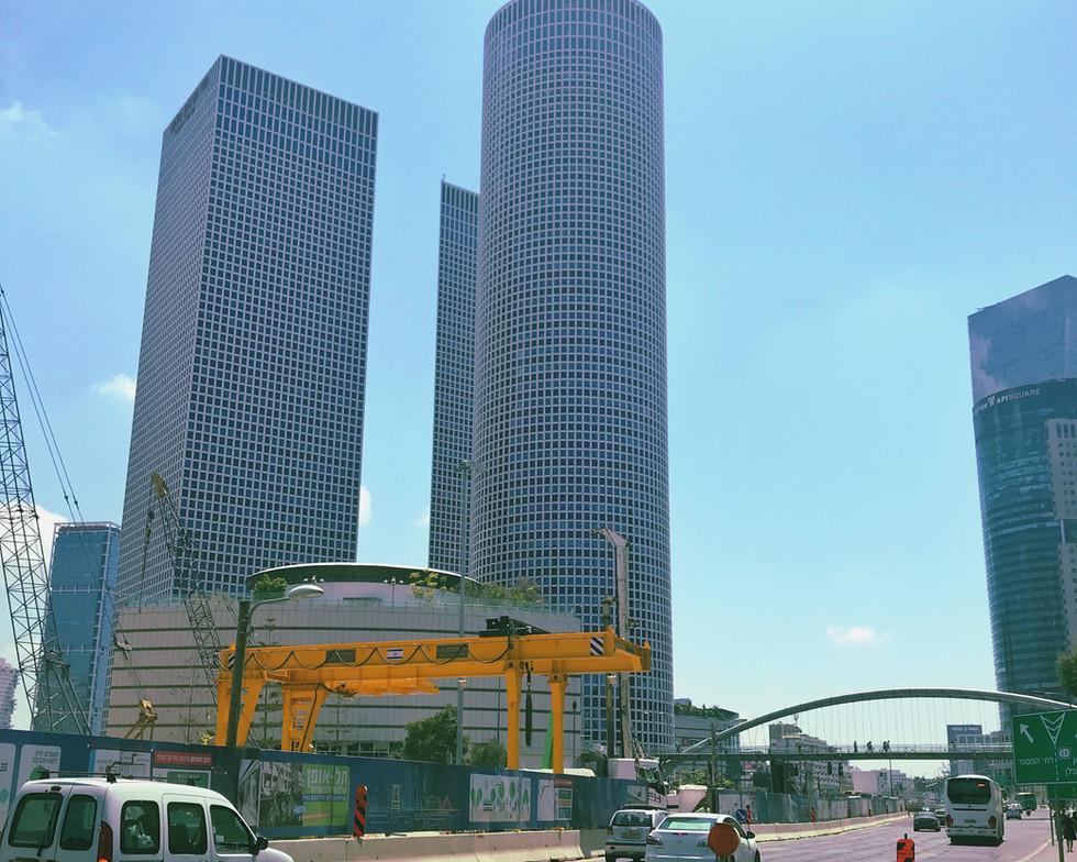 Status Update: Tel Aviv is giving me culture shock