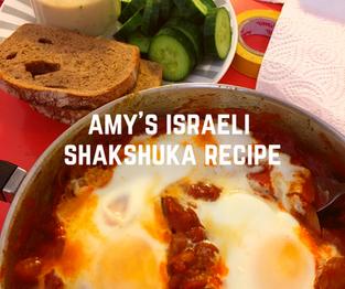 Amy's Israeli Shakshuka Recipe