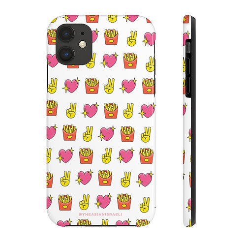 Peace. Love. Fries. Phone Case - from Case Mate