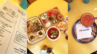 The Top 3 Restaurants I've Tried in Tel Aviv (So Far)