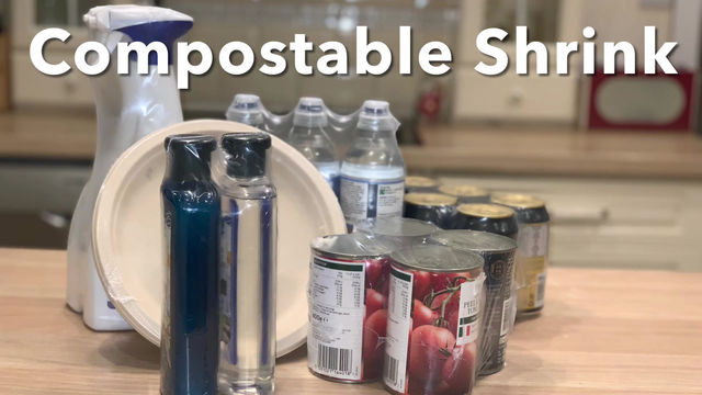 Compostable Shrink Wrap