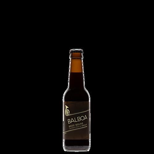 Balboa - Bière brune artisanale bio