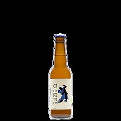 Bière blanche Suzie'Q | Kisswing bière bio