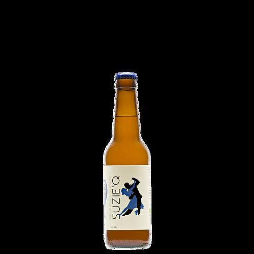 Suzie'Q - Bière blanche artisanale bio