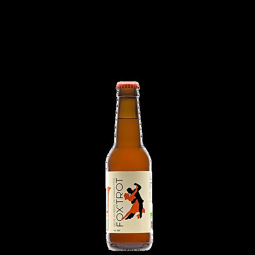 Fox'Trot - Bière ambrée artisanale bio