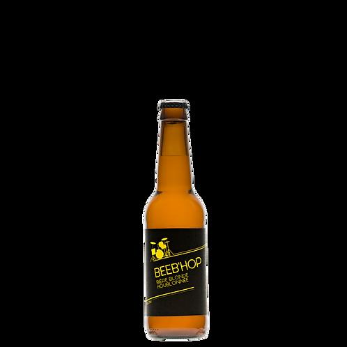 Beeb'Hop - Bière blonde artisanale bio