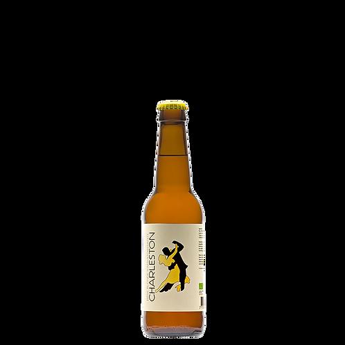 Charleston - Bière blonde artisanale bio