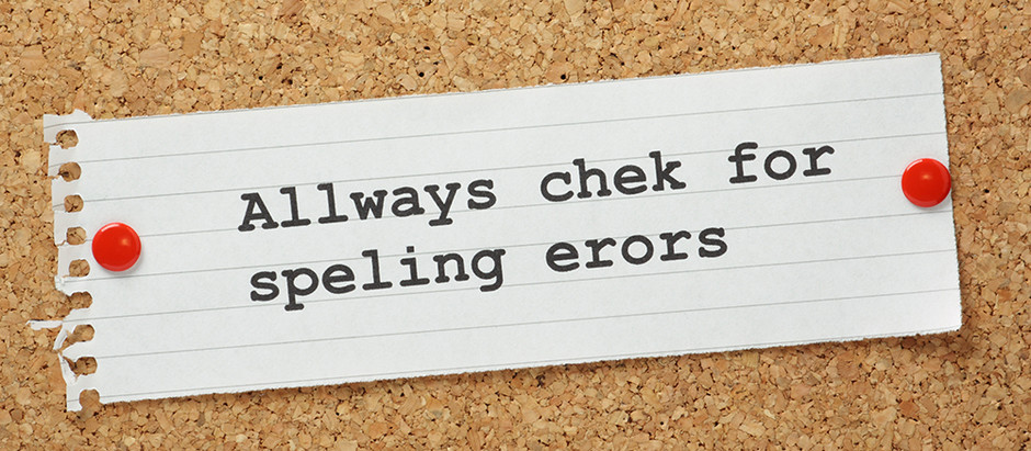 Commonly misused and confused words