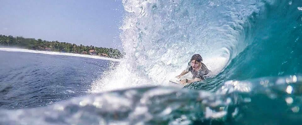 Ujung Bocur surfcamp