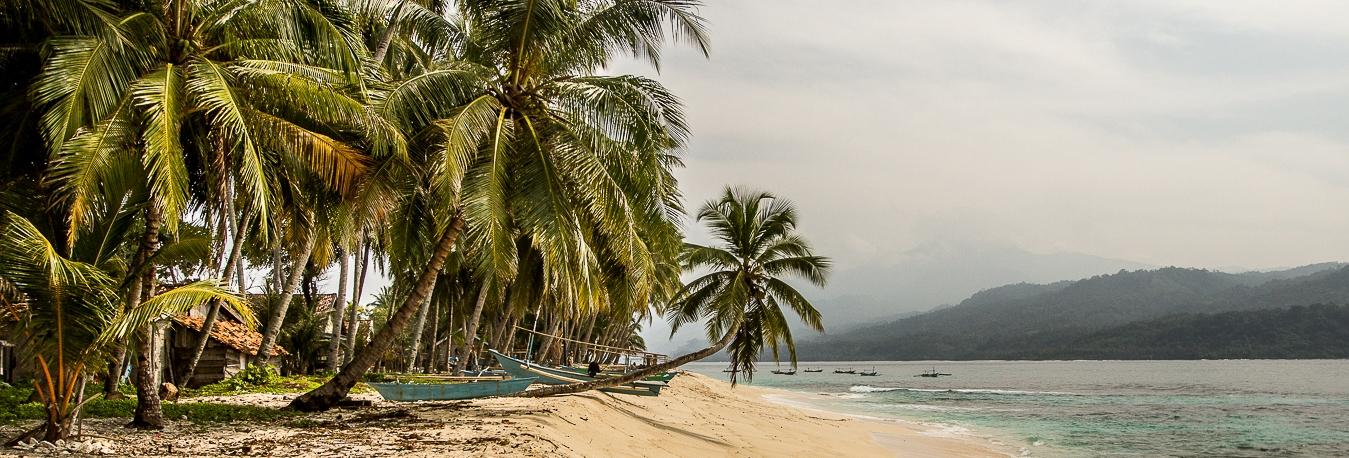 Surfcamp Sumatra Krui