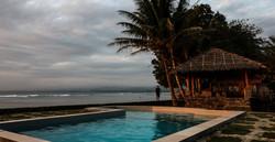 Pool Krui Hotel