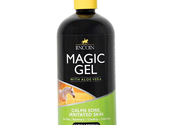 Lincoln Magic Gel