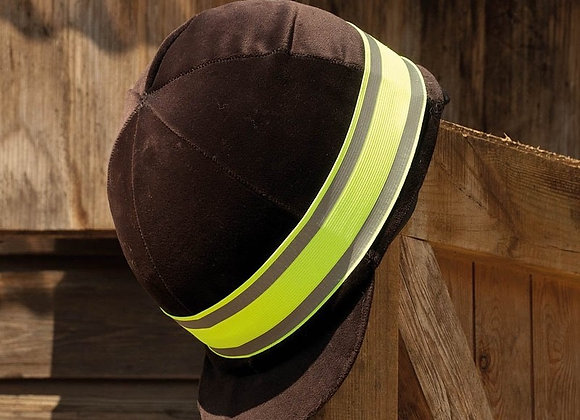 Harlequin Reflective Hat Band