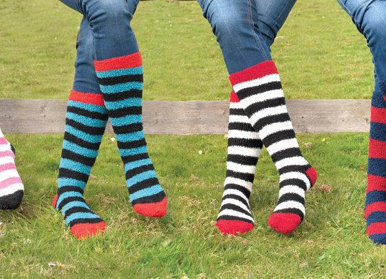Ladies Soft Touch Knee High Socks