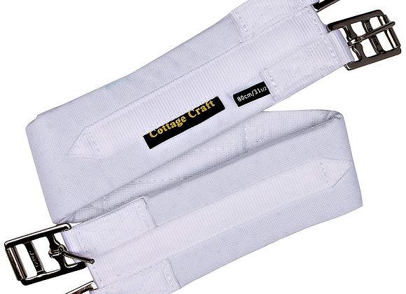Cottage Craft Girth Standard Airflow White