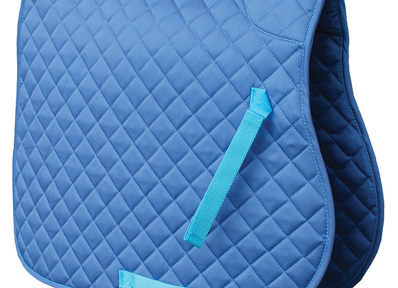 Pony Cotton Quilted Saddle Cloth