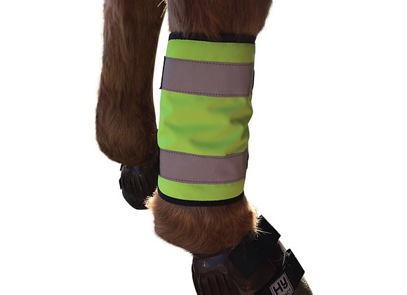 HyVIZ Reflective Horse Leg Wraps