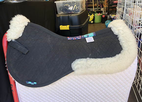 NuuMed HiWither Wool Half Pad - Full Size