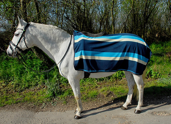 Fleece 3/4 Ride-On Rug