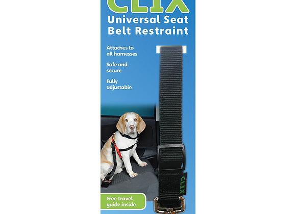 Clix Universal Seatbelt Restraint