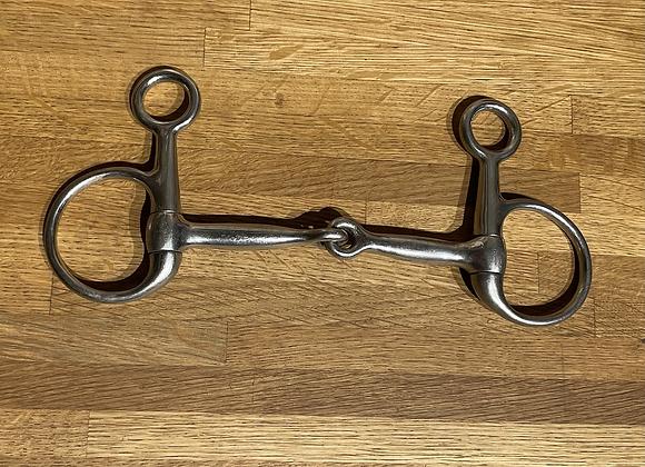 Hanging Cheek Snaffle - 5''