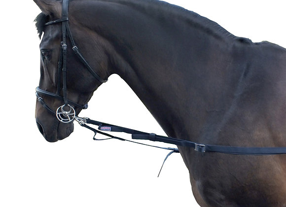 Whitaker Elasticated Side Reins Navy