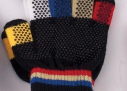 Children's Multi Coloured Magic Gloves