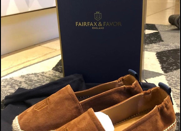 Fairfax and Favour Monaco Flats - Size 6