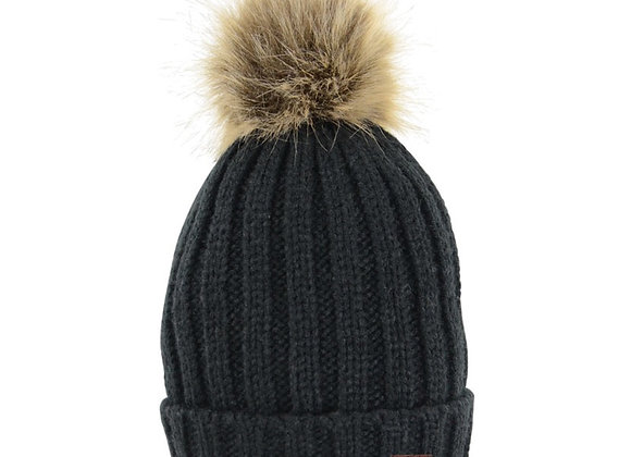HyFASHION Turin Bobble Hat