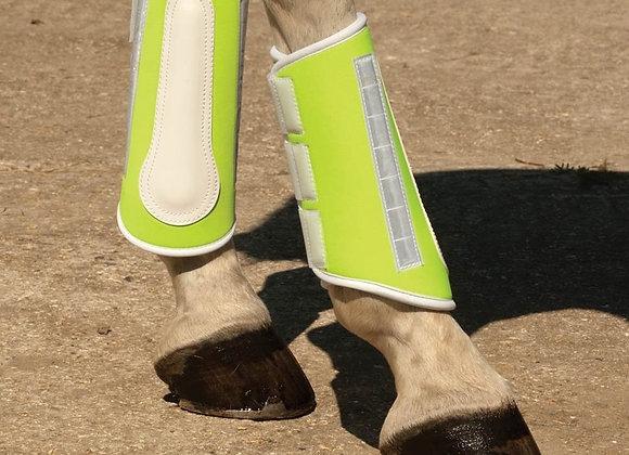 Reflective Brushing Boots