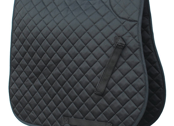 Full Cotton Quilted Saddle Cloth