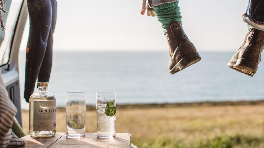 Pentire Gin & Tonic, The Cornish Way