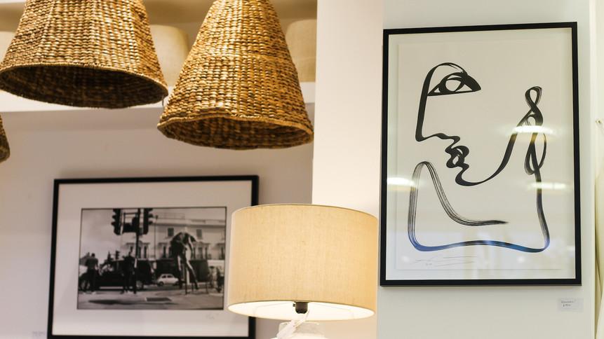 Osborn Interiors x Art Untamed Pop-Up