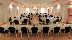 Wedding Reception Layout 1