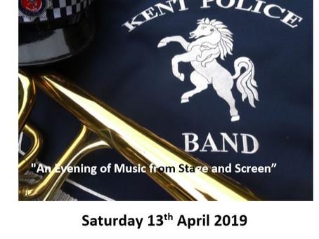 Kent Police Band - 13th April 2019