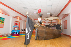 Pirate Ship in Hall-2