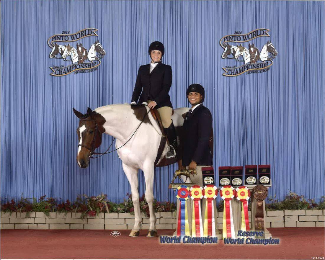 Cassie & Ava win world titles