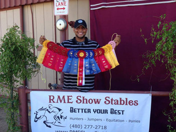 Success for Team RME at CEP Hunt Cup