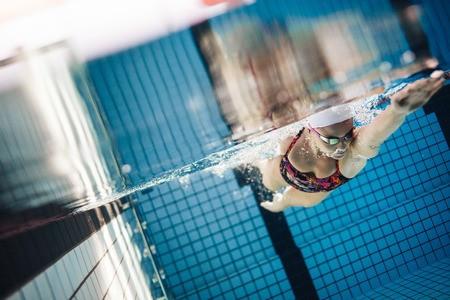 Exemples d'entraînements de natation