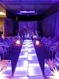 Runway LED Dance Floor