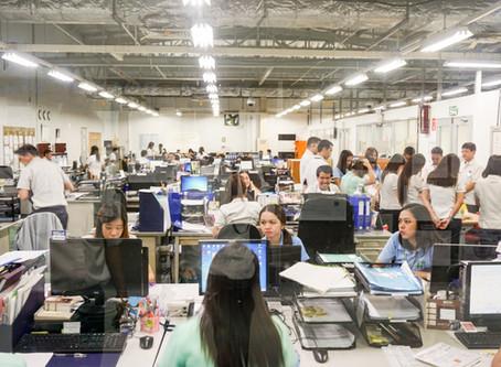 シームレスかつグローバルな生産体制を確立。