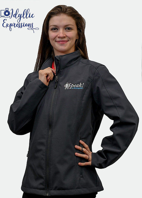 Soft Shell Jacket (Ladies Fit)