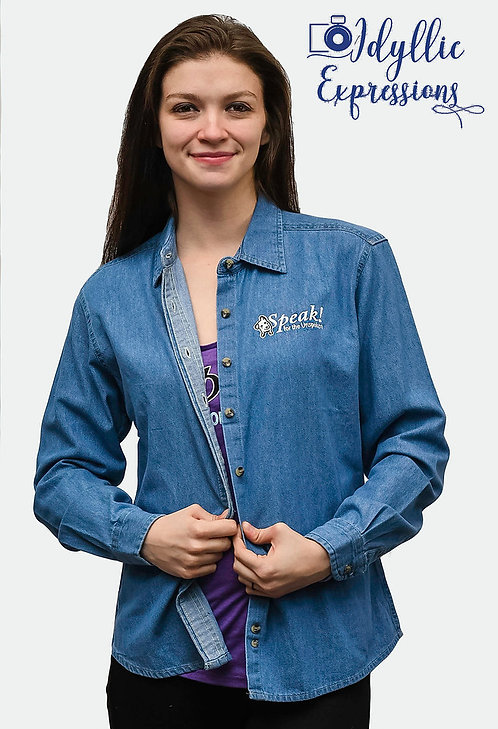 Denim Shirt (Ladies Fit)