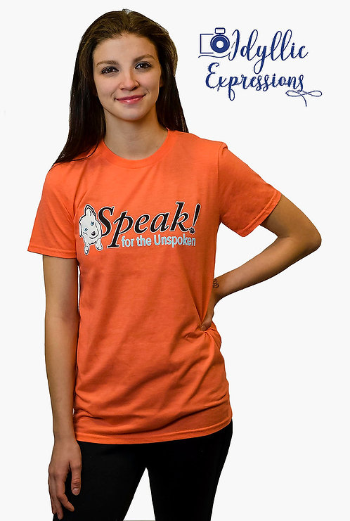 Impaired Who Cares T-Shirt (Ladies Fit)