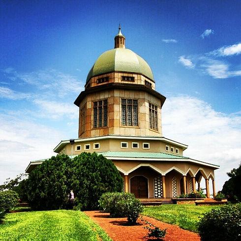 Baha'i Temple in Kampala, Uganda.jpg